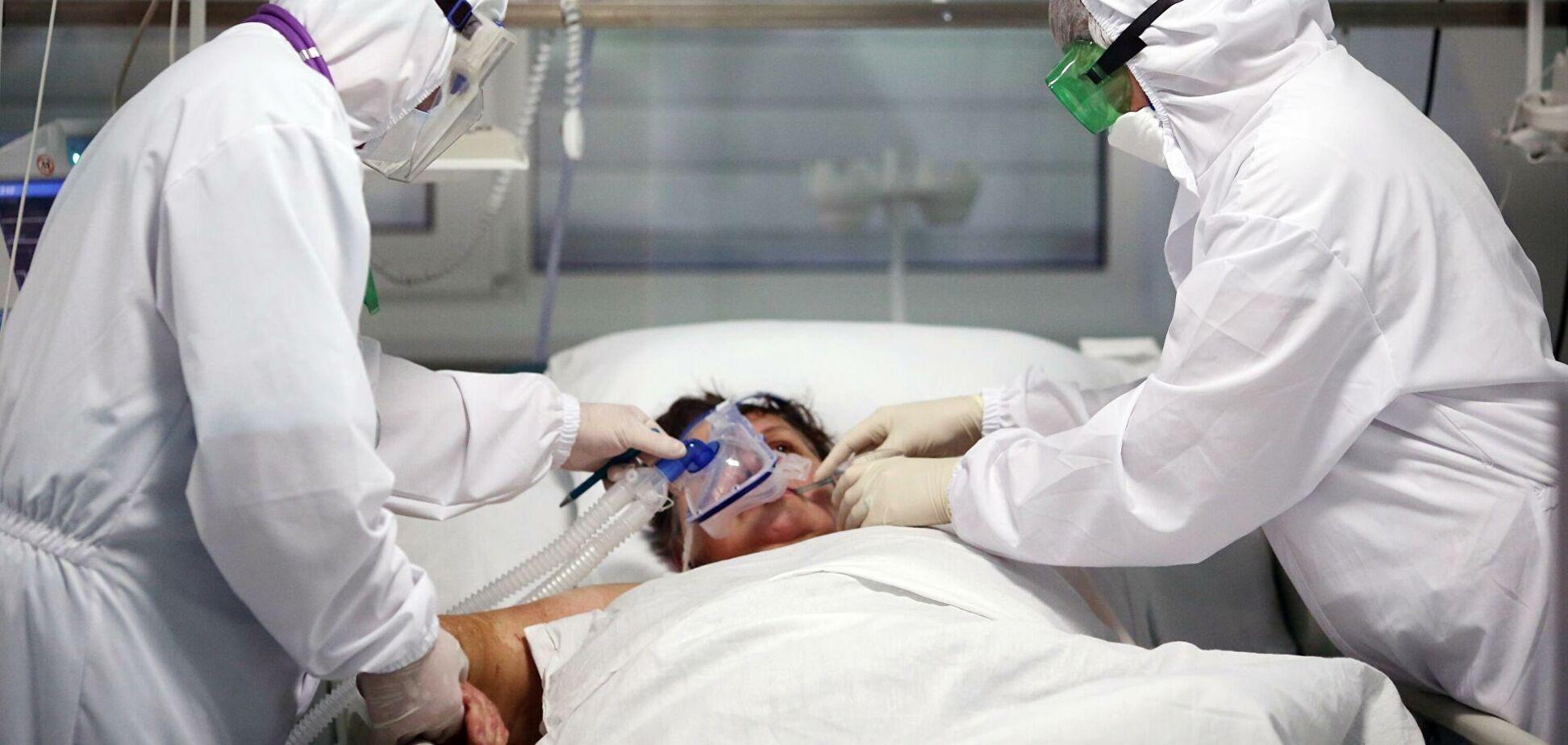 Де в лікарнях найменше місць