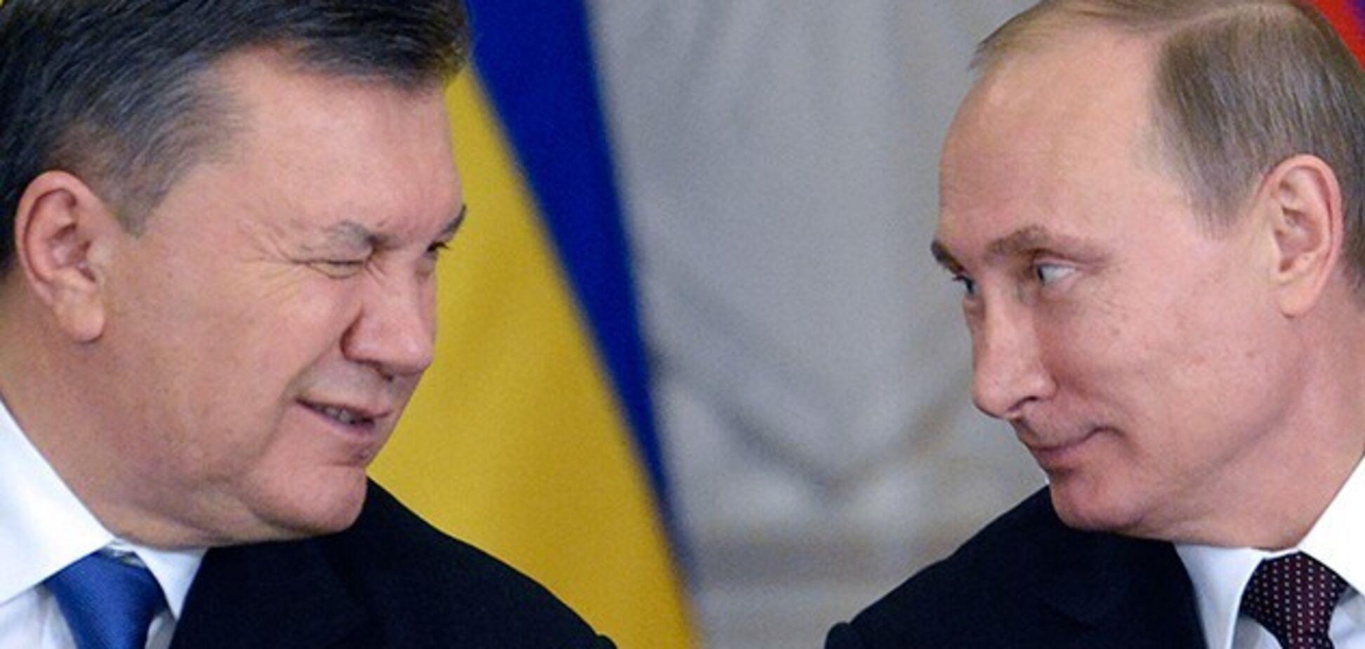 Путин в послании к Федеральному собранию вспомнил о Януковиче