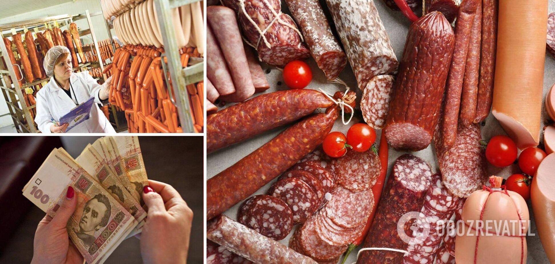 Украинцам вместо колбасы продают фальсификат: какую нельзя покупать и как выбрать качественную