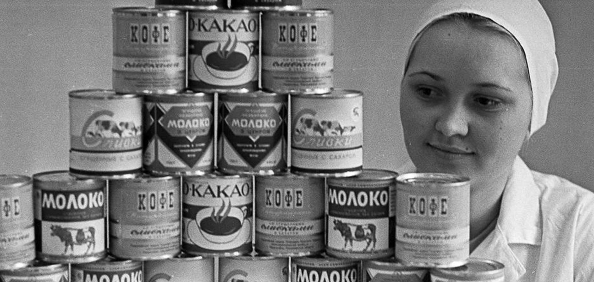 Секрет 'самой вкусной' советской сгущенки