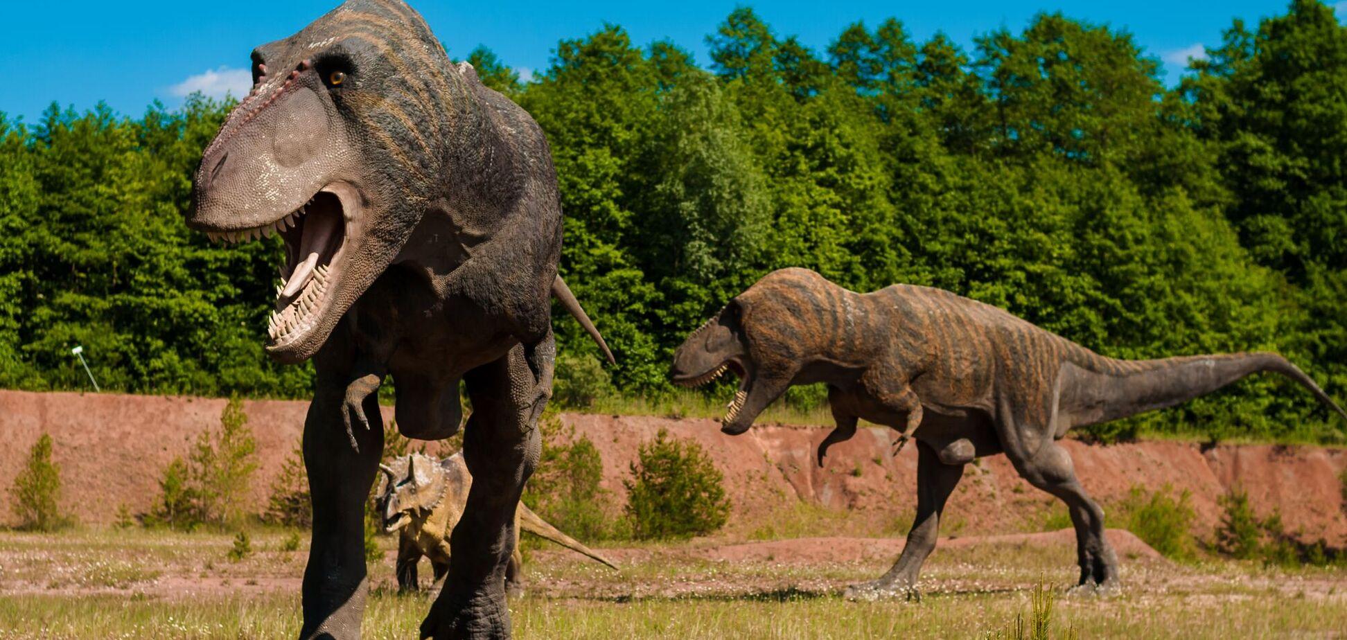 Тираннозаври