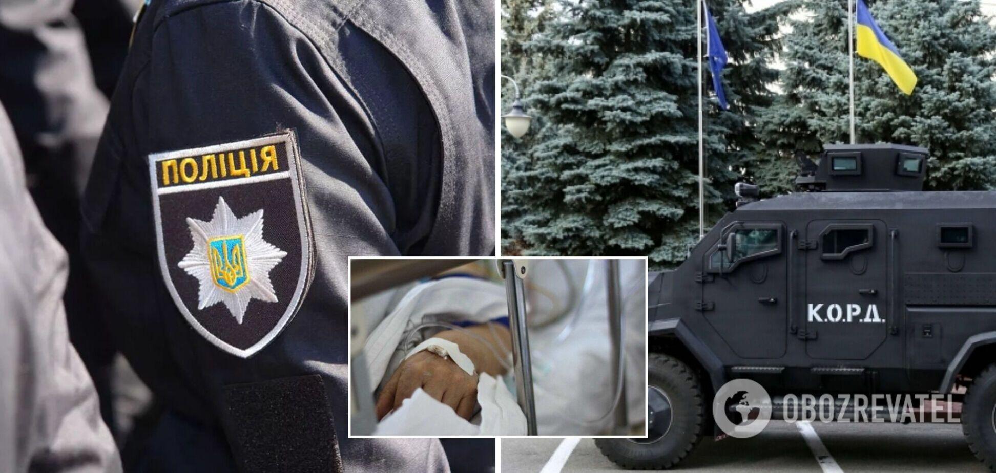 В Черновцах мужчина умер от инфаркта после задержания полицией
