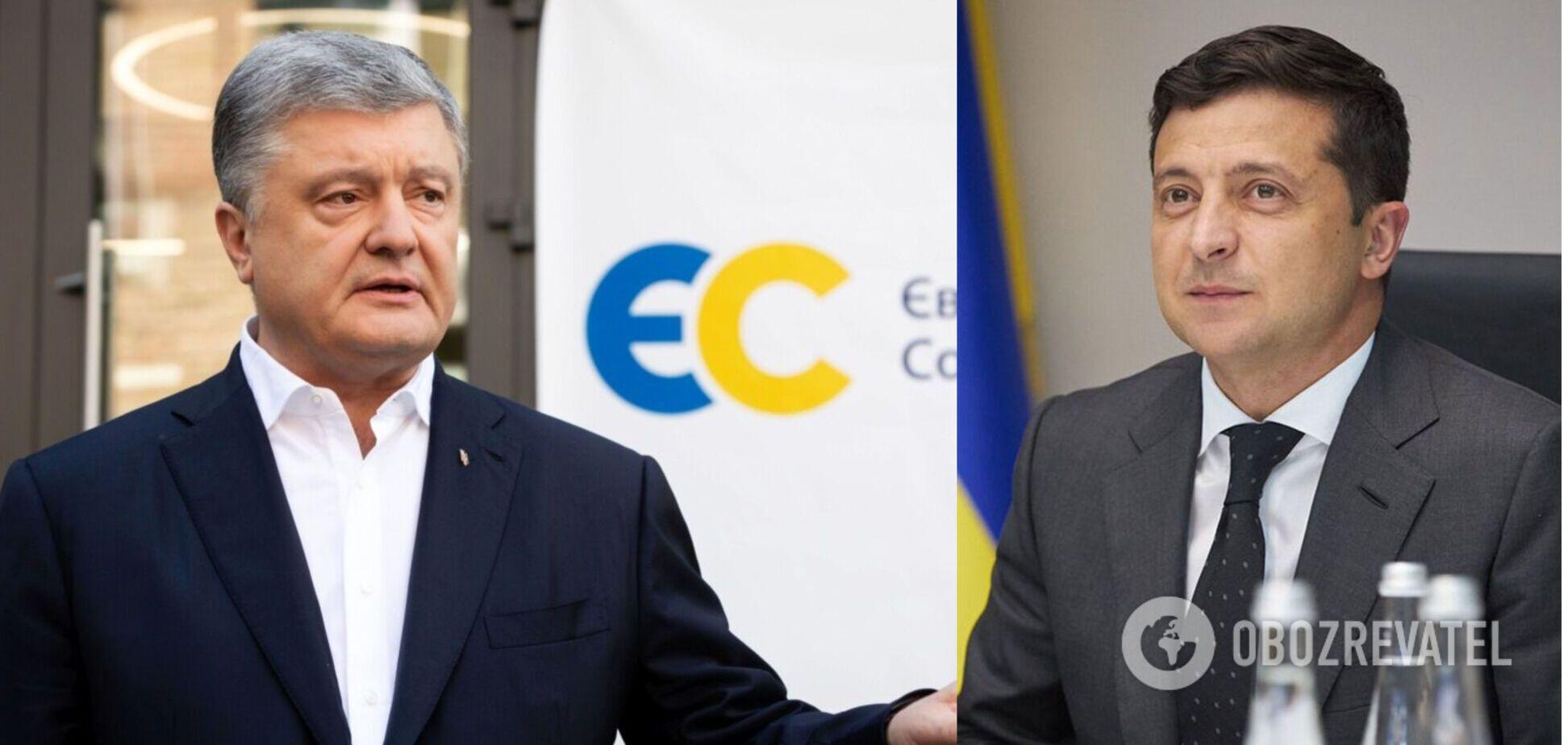 Рейтинги 'ЕС' и 'Слуги' почти сравнялись, а Порошенко догоняет Зеленского – SOCIS