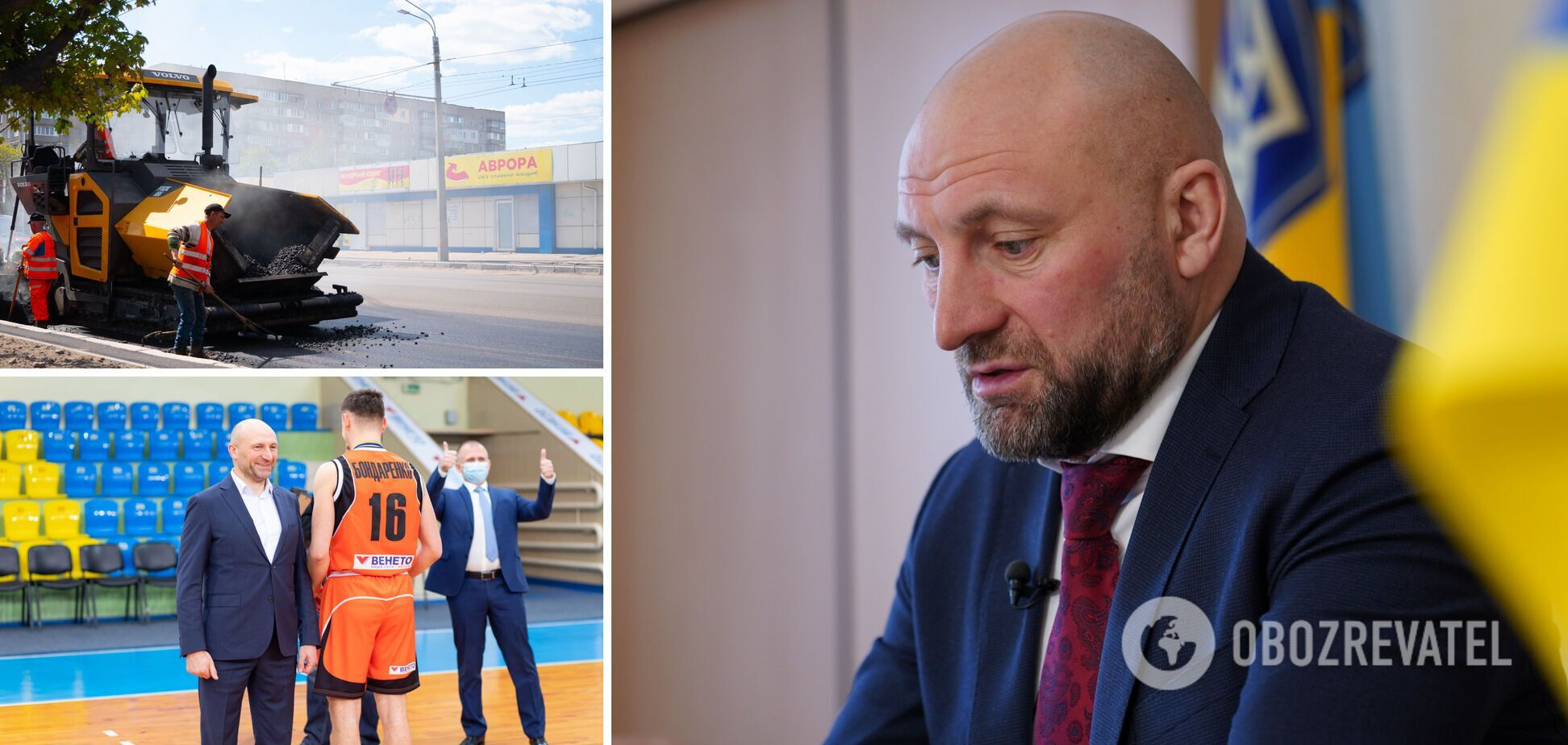 Мер Черкас Бондаренко: вакцинація в Україні повністю провалена, а міста змушені виживати