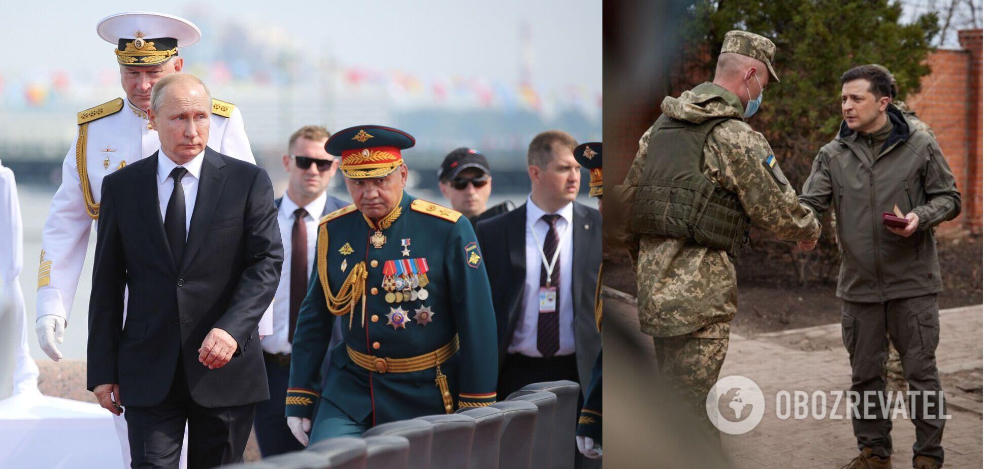 Встреча Зеленского и Путина на Донбассе: экс-глава МИД Украины назвал проблему
