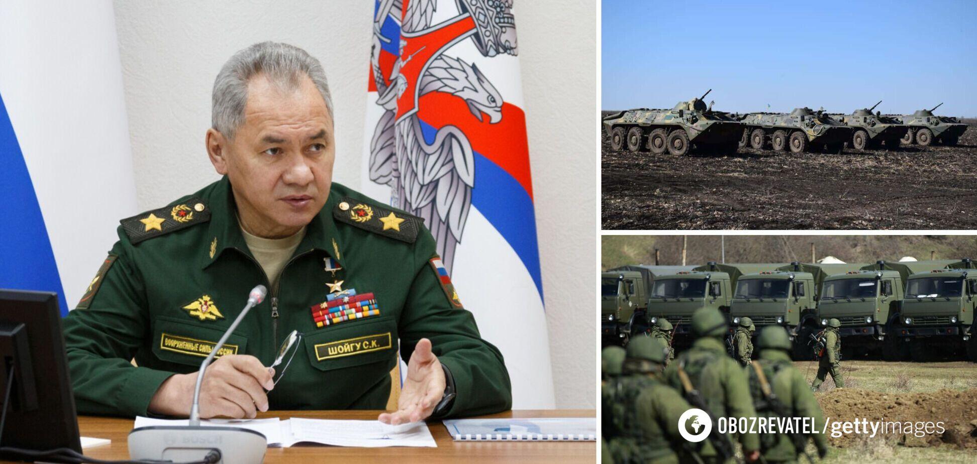 У Путина заявили о создании новой дивизии на юге РФ 'для противостояния НАТО'