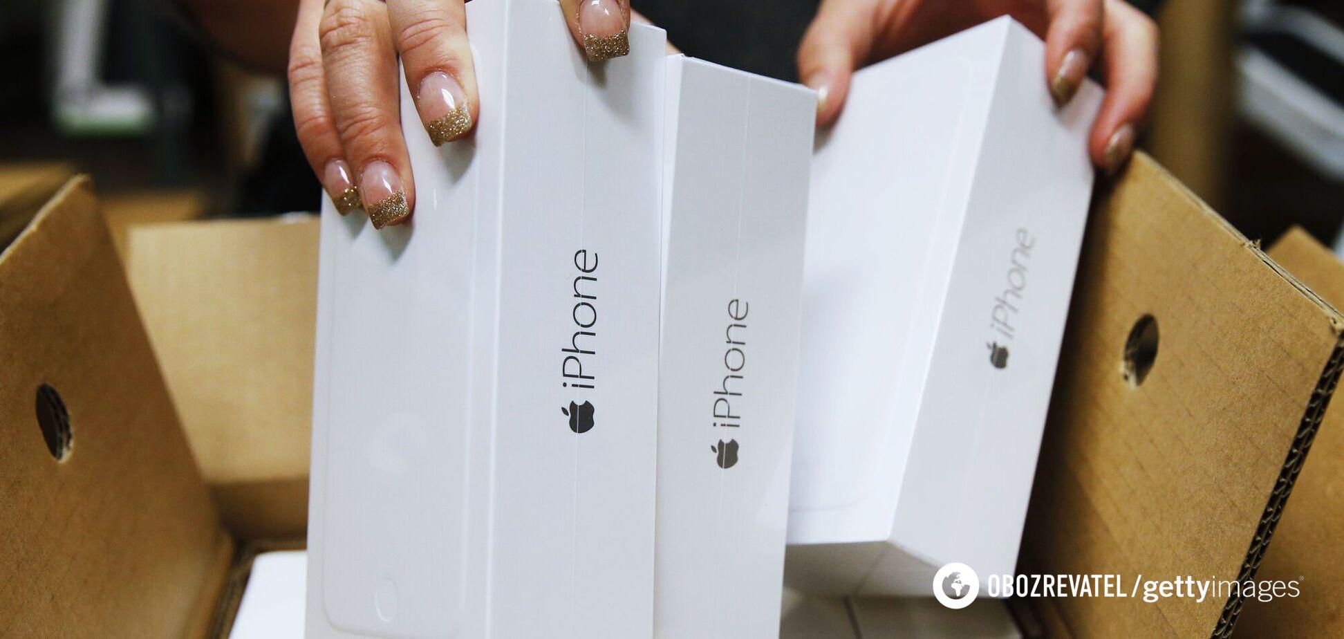 Apple показала патент складного безрамкового iPhone
