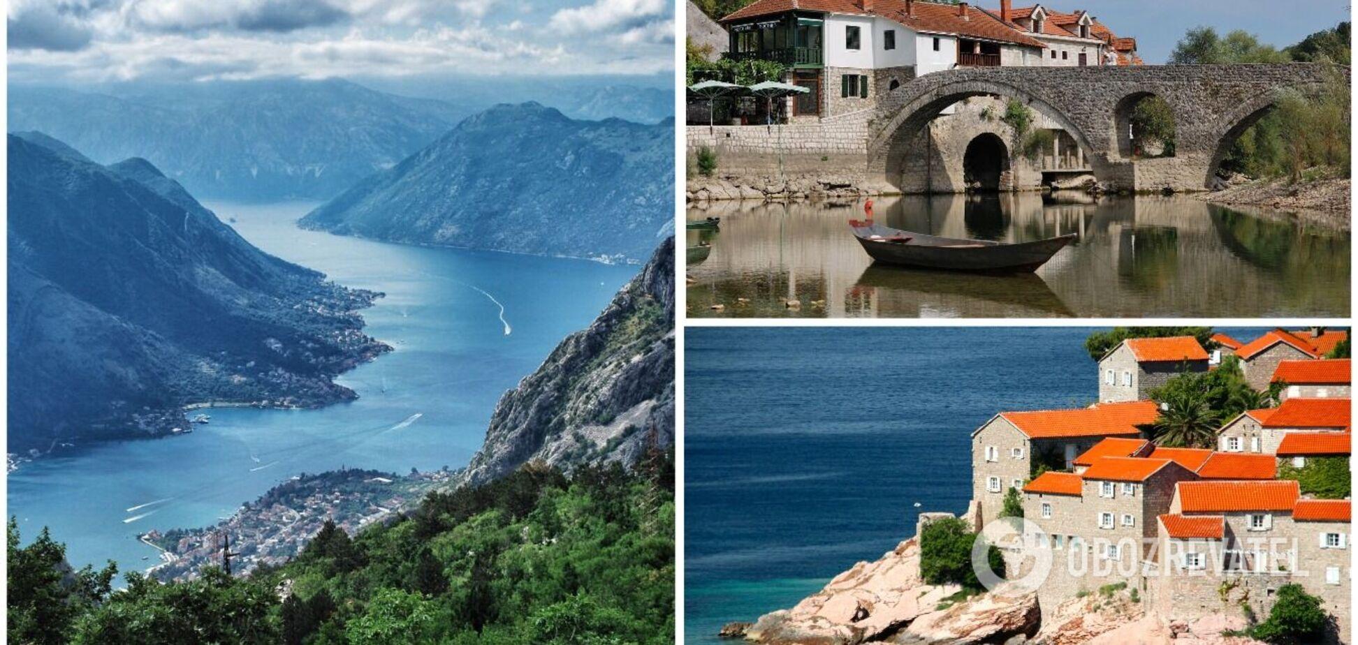 Відпочинок у Чорногорії: куди поїхати, ціни і найкращі місця для екскурсій
