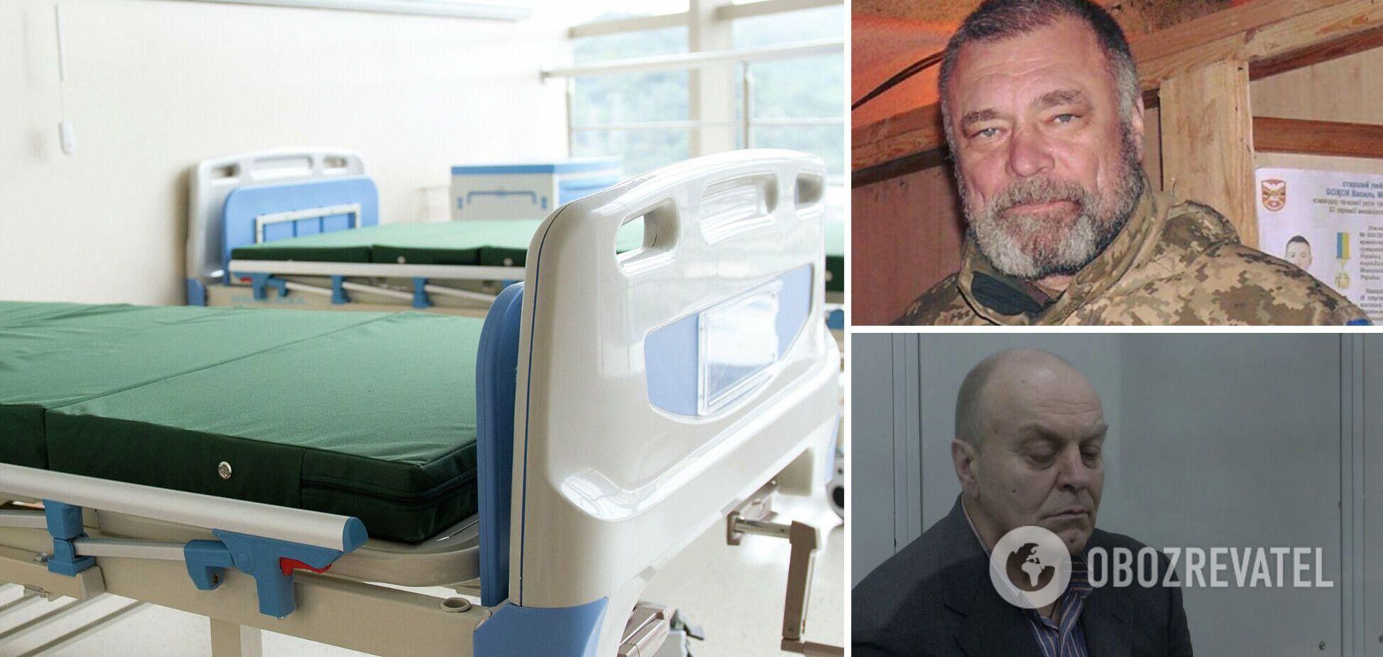 У в'язниці від коронавірусу помер вбивця відомого ветерана АТО Олійника