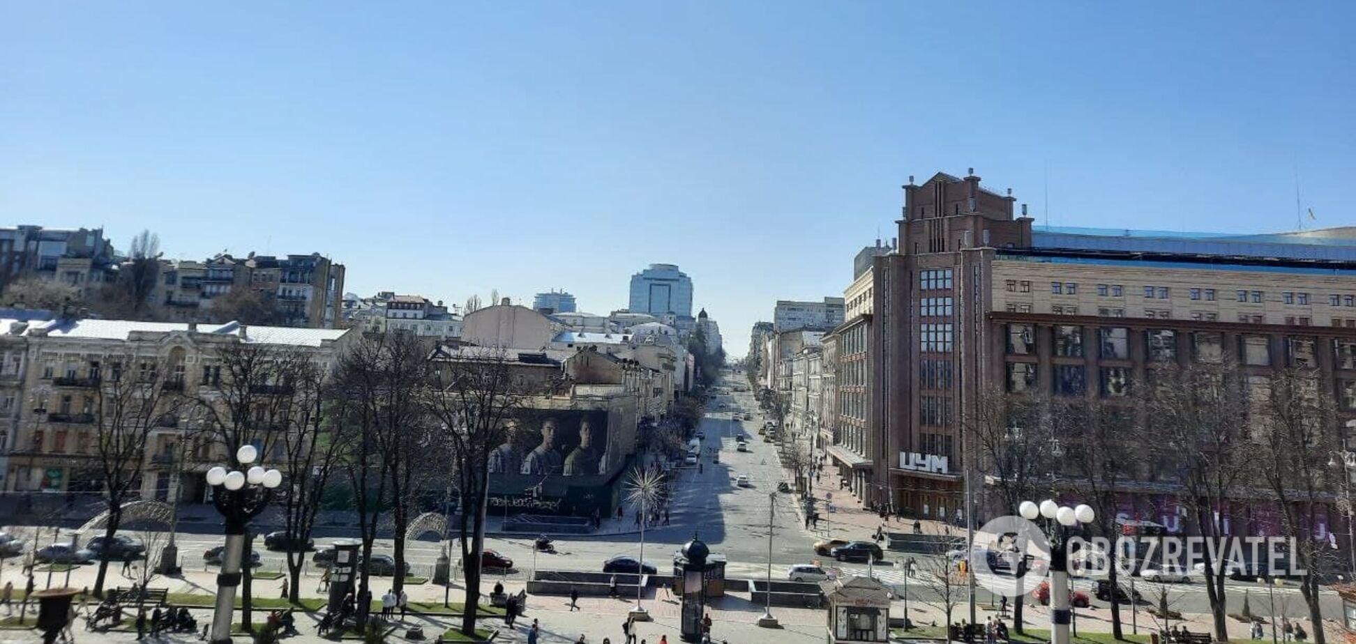 Мораторий на строительство в центре Киева. Мы должны это сделать!