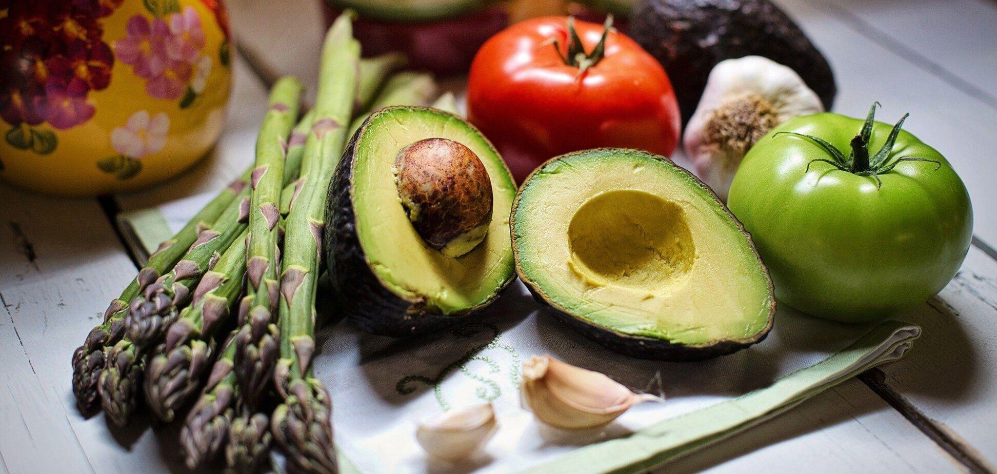 Овощи полезны для мужчин
