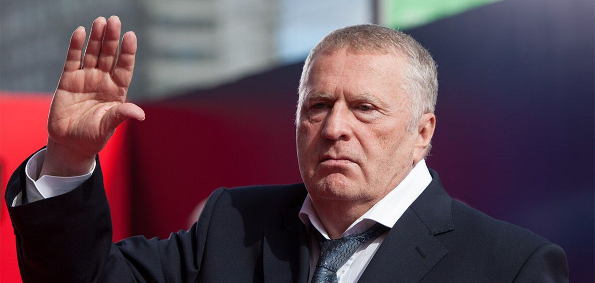 Жириновський пояснив слова Путіна про 'перетин червоних меж'