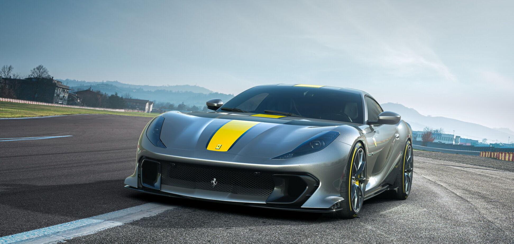 Ferrari розкрутила мотор V12 до рекордних 9500 оборотів
