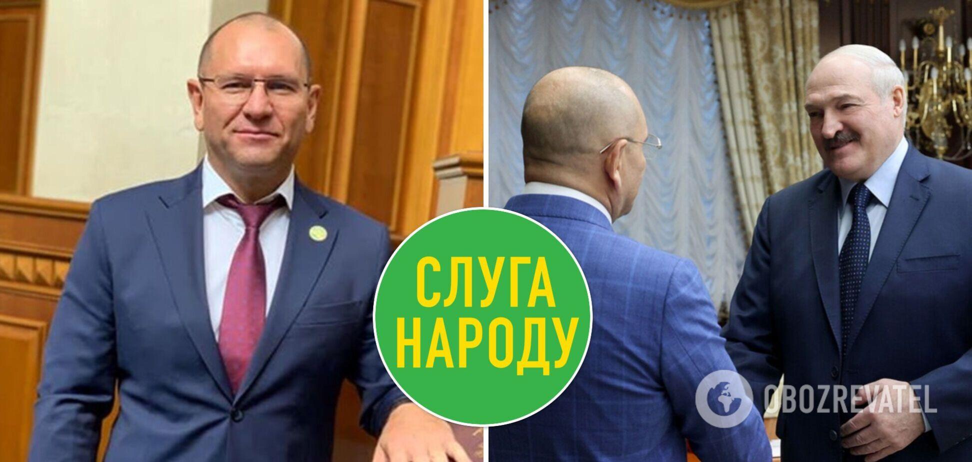 Вояж Шевченка до Лукашенка: 'слуги' на засіданні не змогли виключити нардепа із фракції