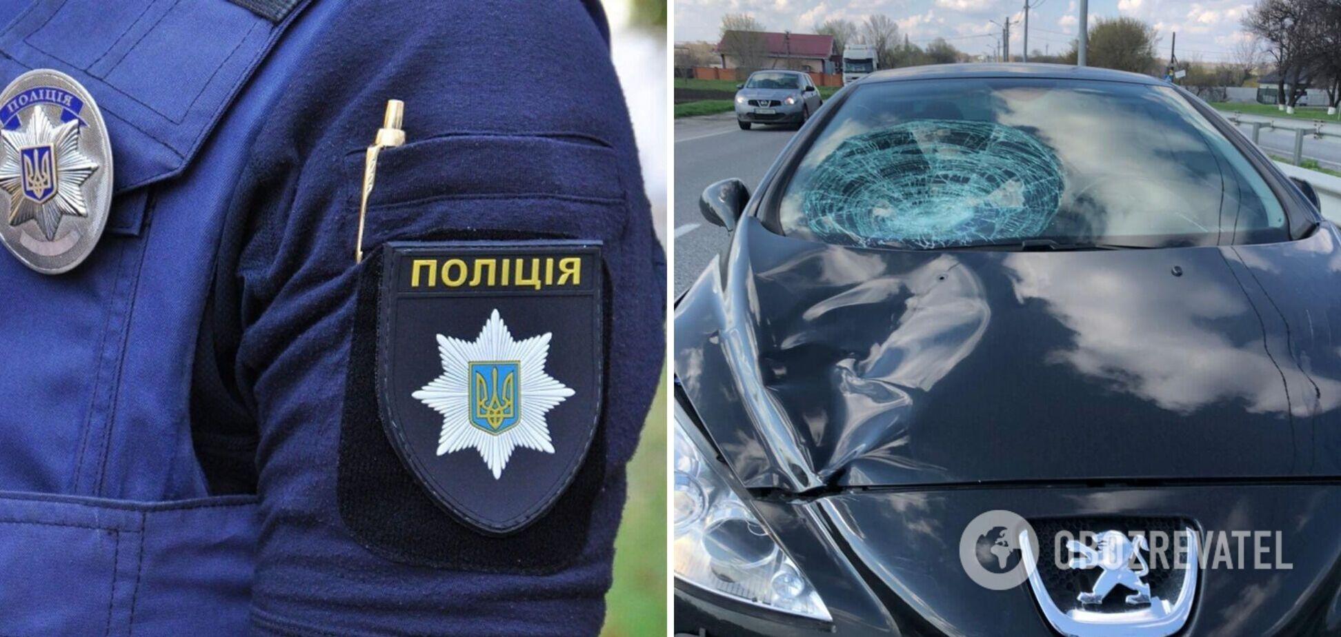 Під Дніпром на переході збили двох дітей. Відео та фото жорсткої ДТП 18+
