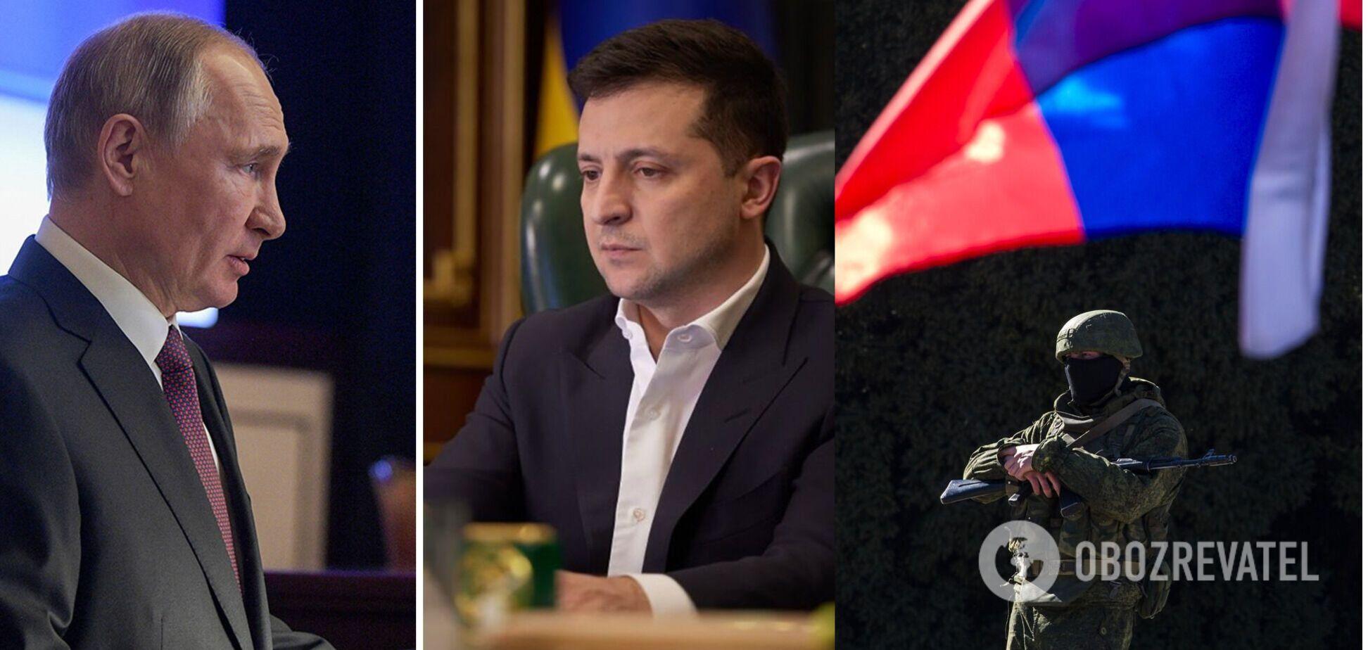 В Офісі президента розповіли, навіщо Зеленський хоче зустрітися з Путіним