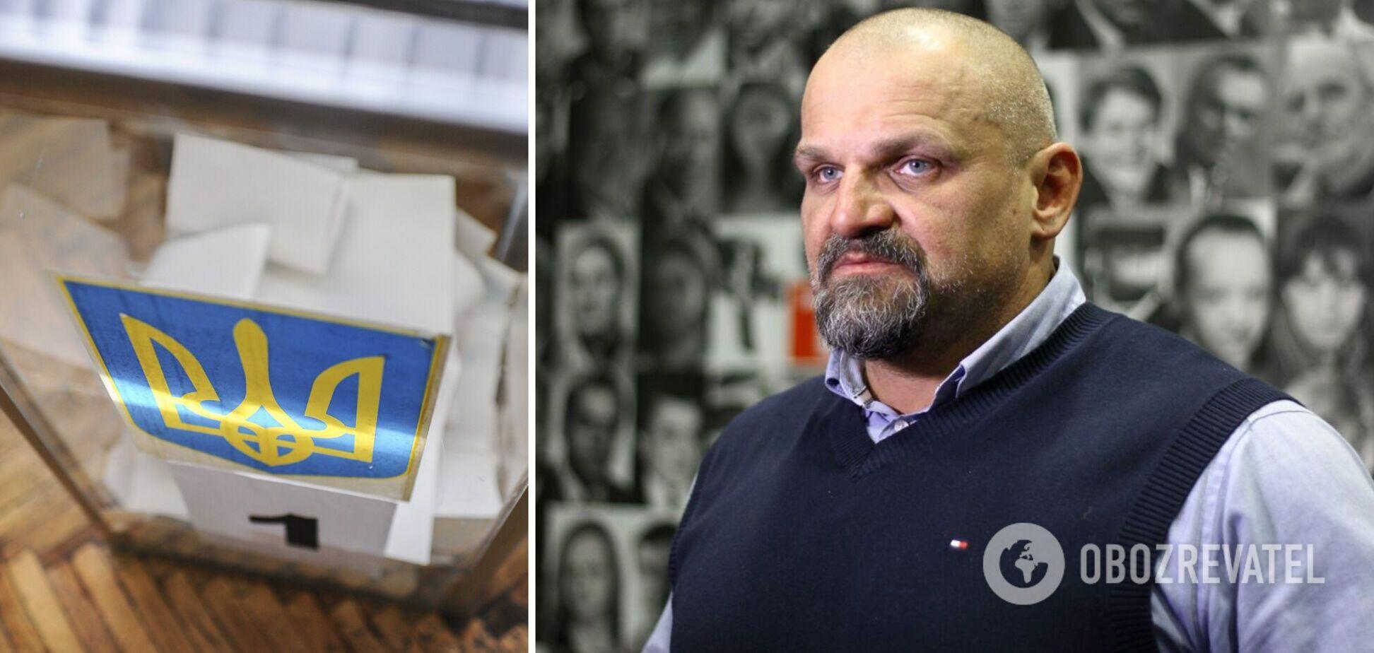 Вирастюка официально признали победителем на Прикарпатье в день его рождения