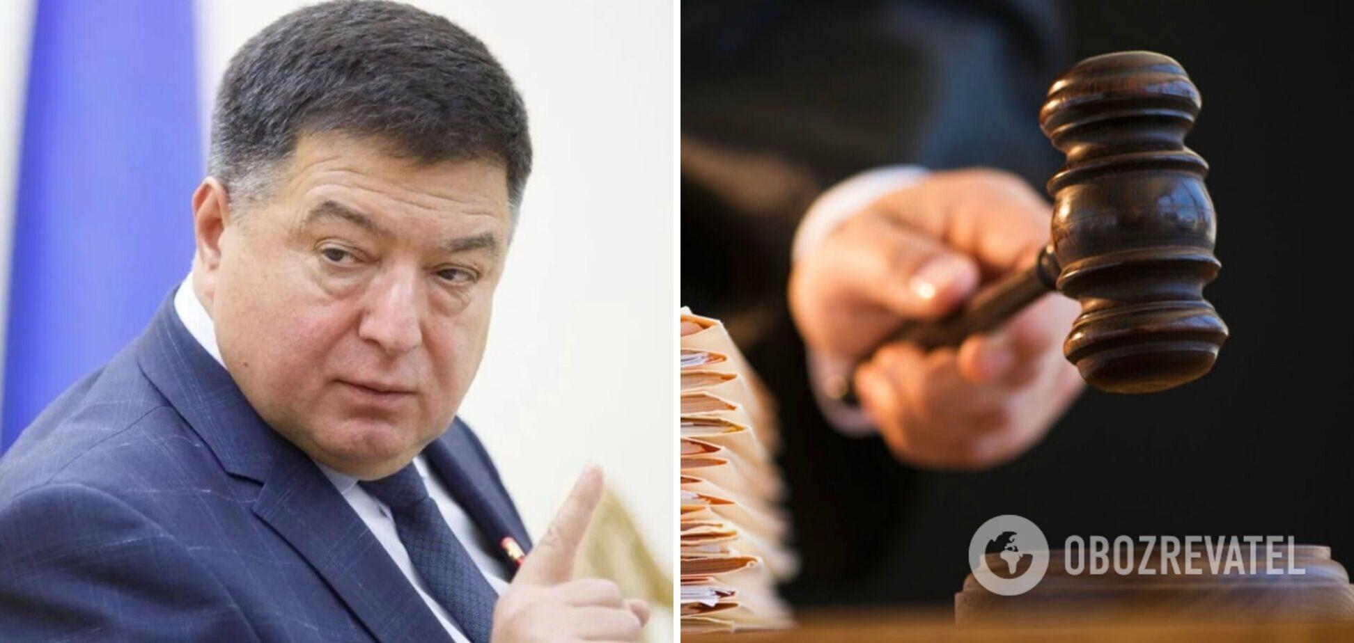 Суд дозволив обшуки у відстороненого глави КСУ Тупицького – ЗМІ