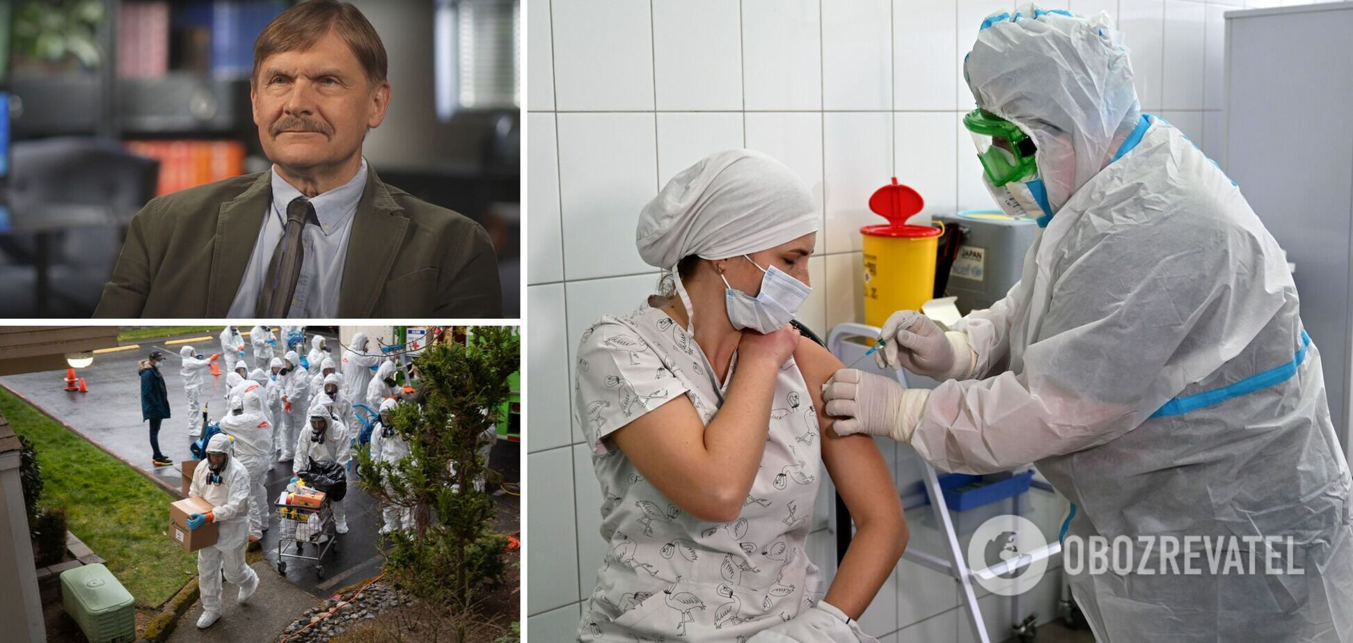 Советник ВОЗ рассказал о вакцинации против коронавируса и пандемии в мире