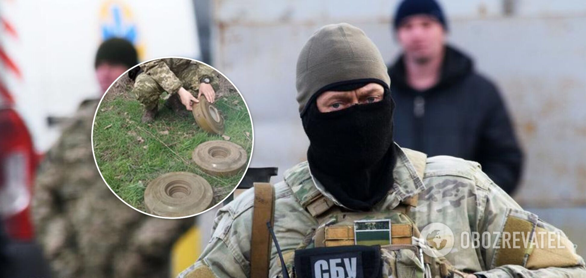 На Донбассе проведены контрдиверсионные мероприятия