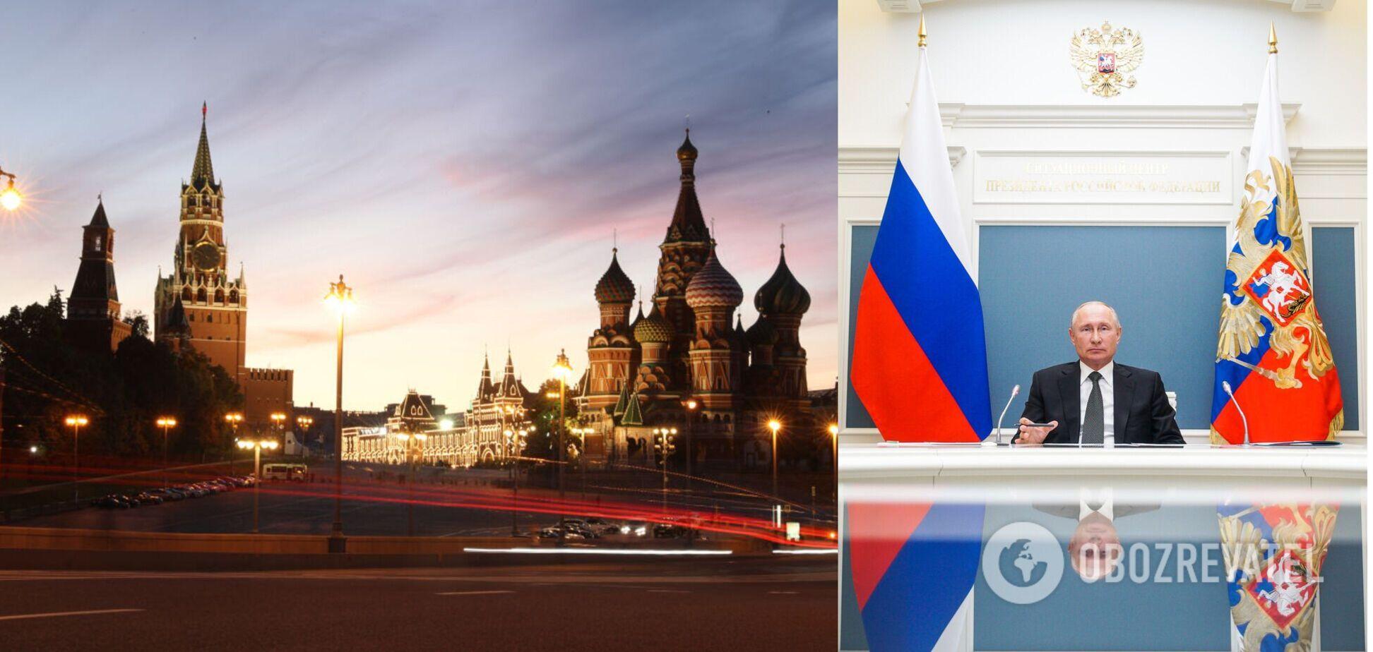 Промова Путіна підтвердила складний стан в Росії