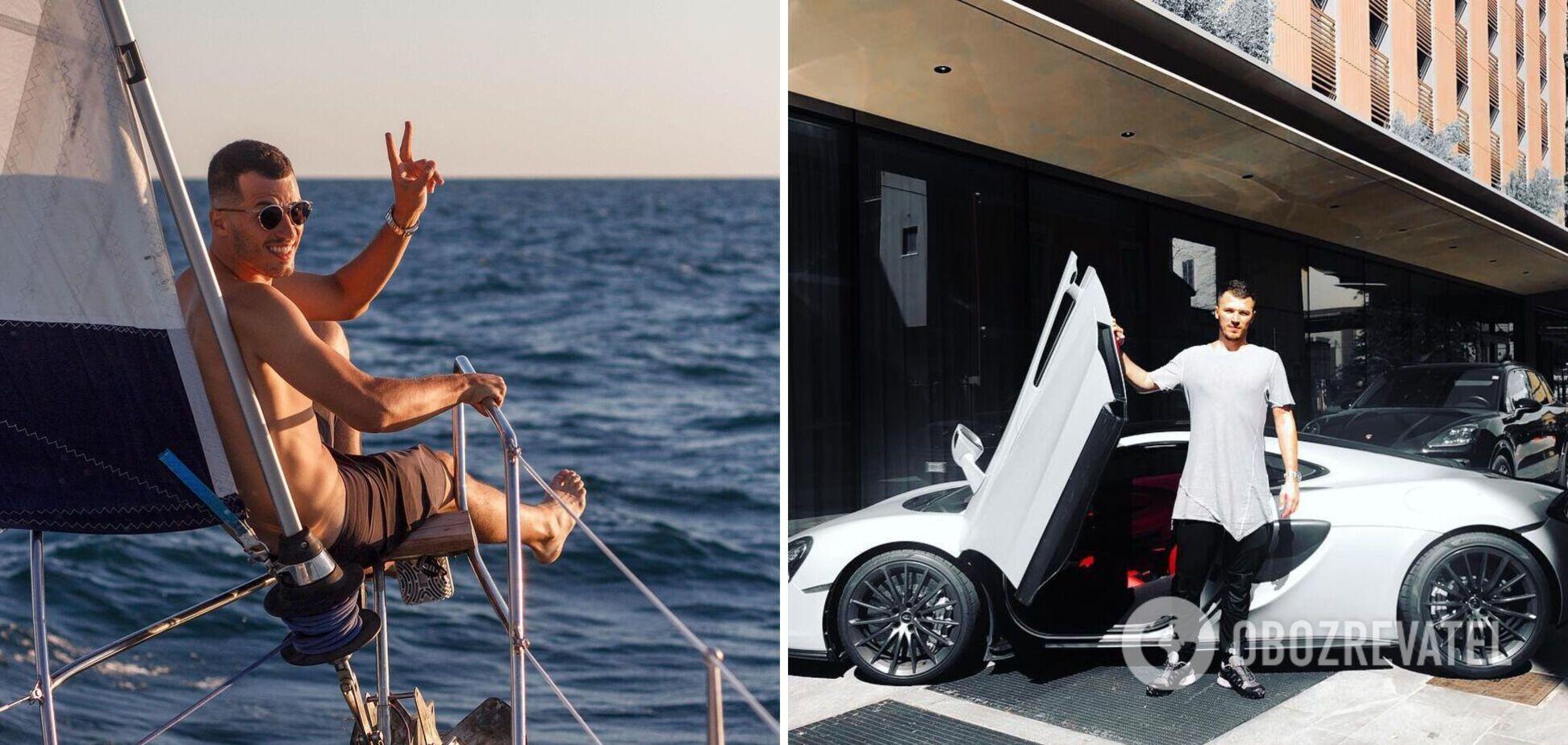 Знакомая об 'организаторе' голой фотосессии в Дубае: у него куча машин и мотоциклов