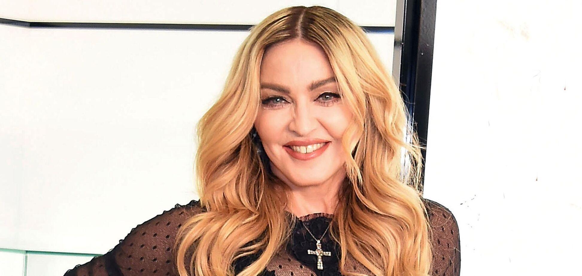Американська співачка Мадонна