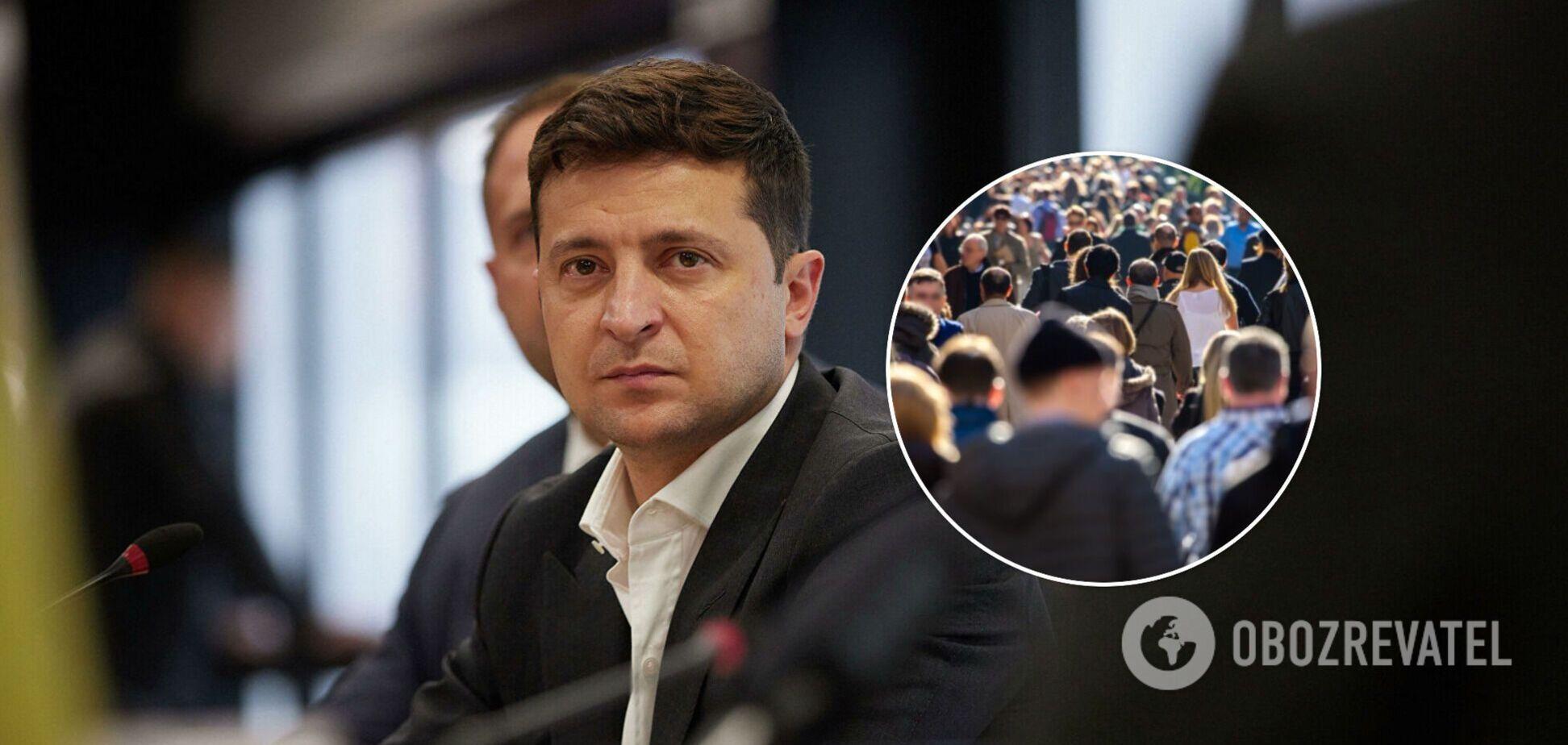Зеленський два роки при владі: OBOZREVATEL дізнався думку українців. Відео