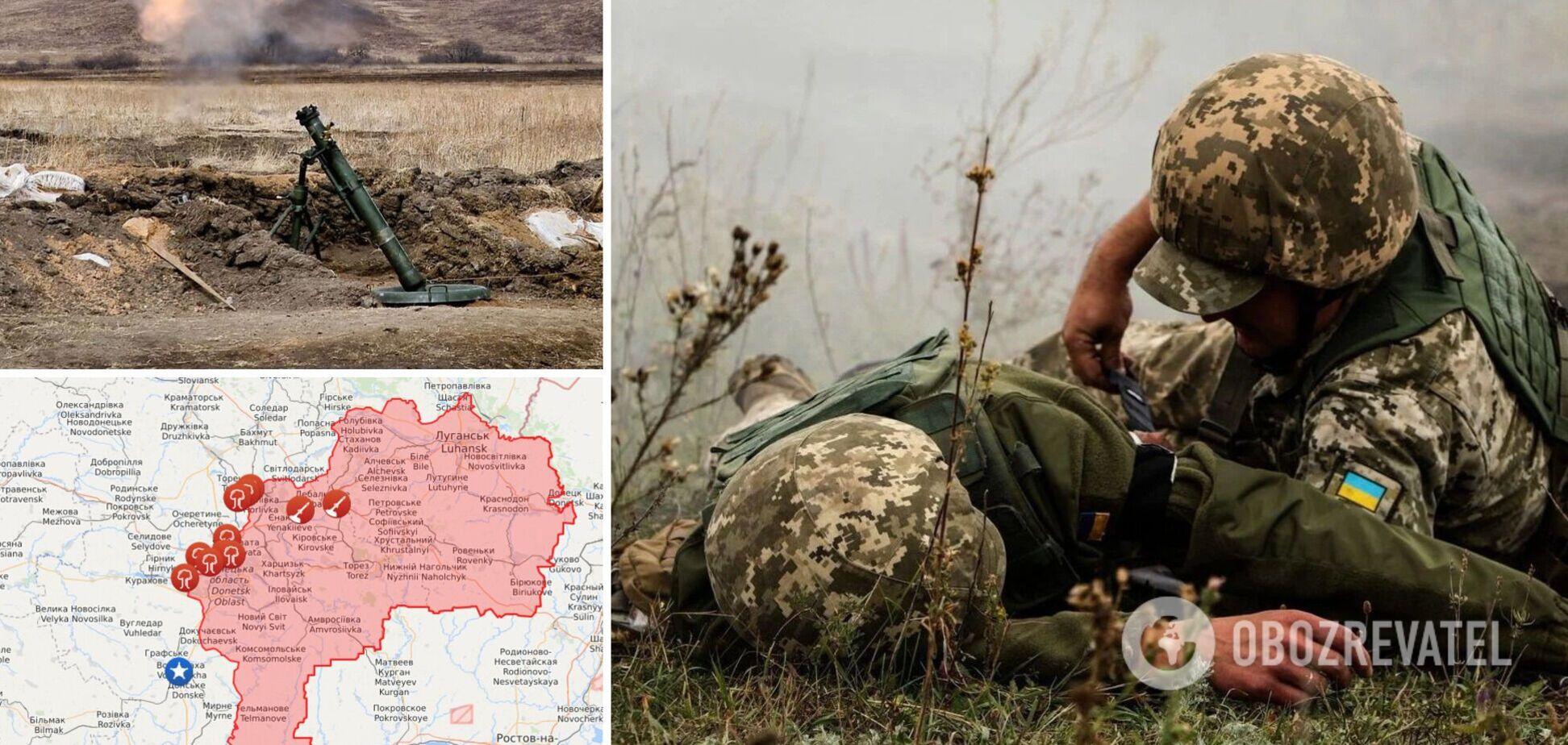 На Донбассе под огнем российских наемников погиб защитник Украины: названо имя Героя