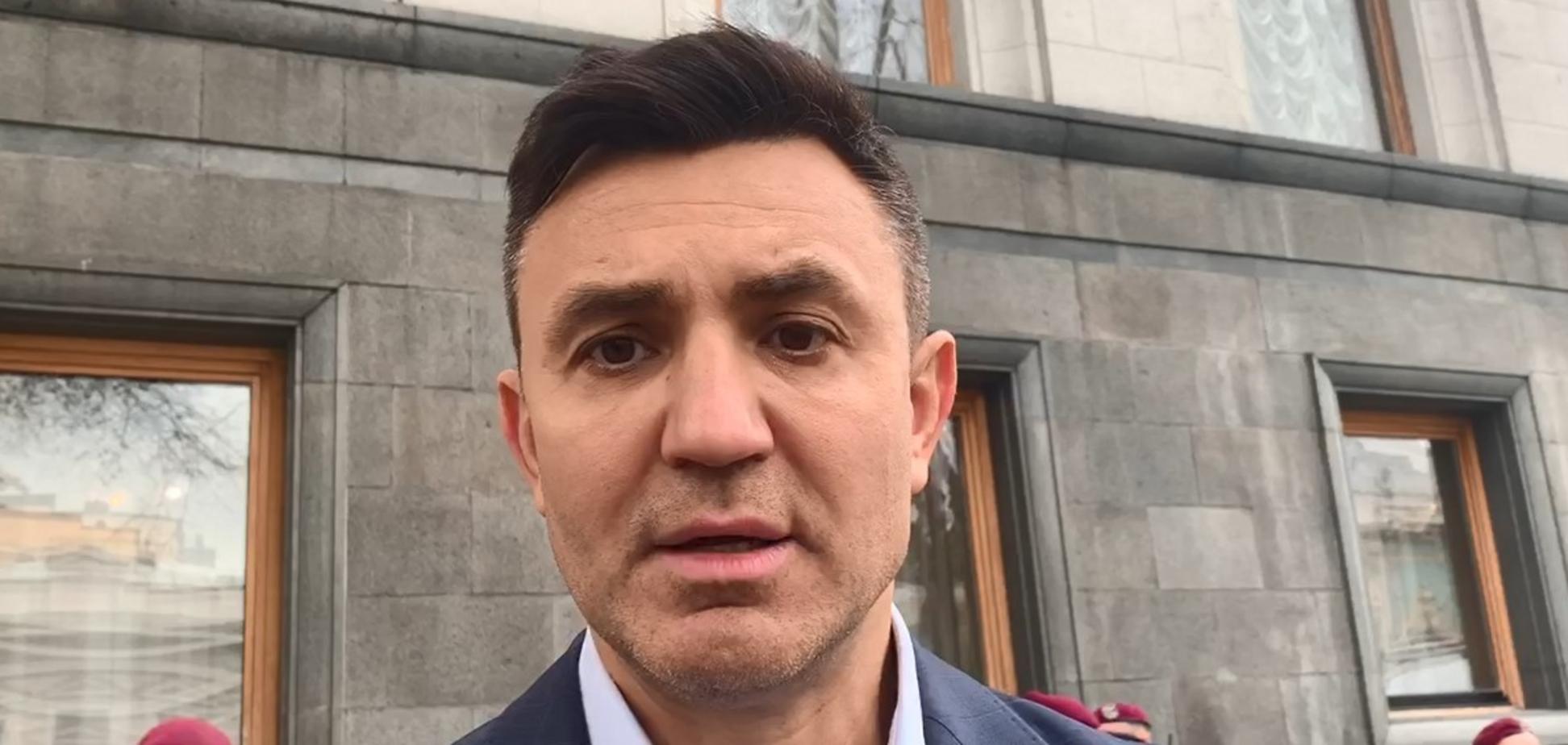 Тищенко: скандал навколо вечірки – це замовлення міністра, а до салюту я не маю стосунку