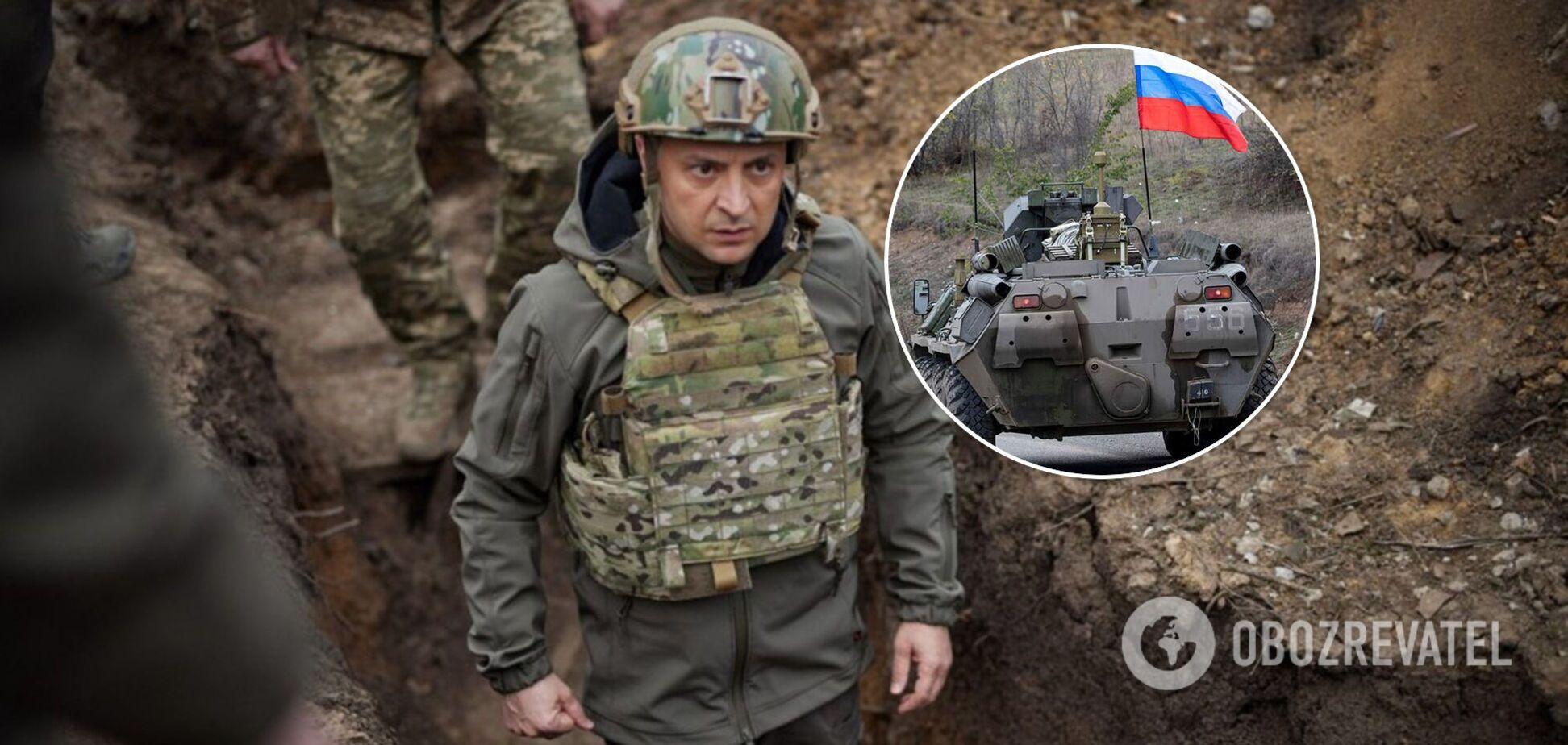Зеленський – про відведення військ РФ від кордону: Україна завжди напоготові