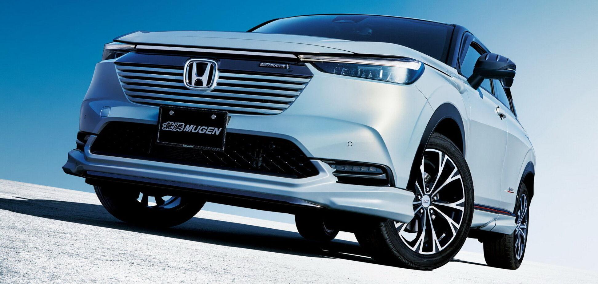 Mugen запропонував пакет тюнінгу для Honda HR-V