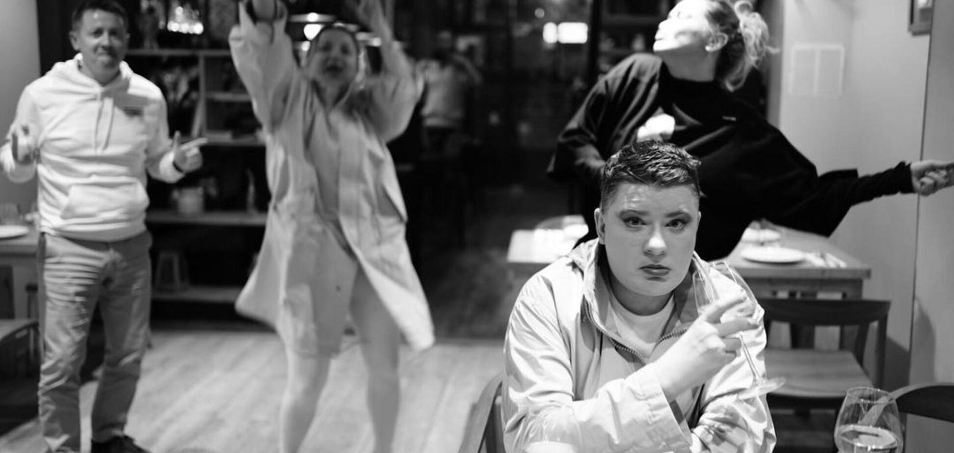 Як Вєрку Сердючку в 'Орлі і Решці' знімали: з'явилися ексклюзивні подробиці
