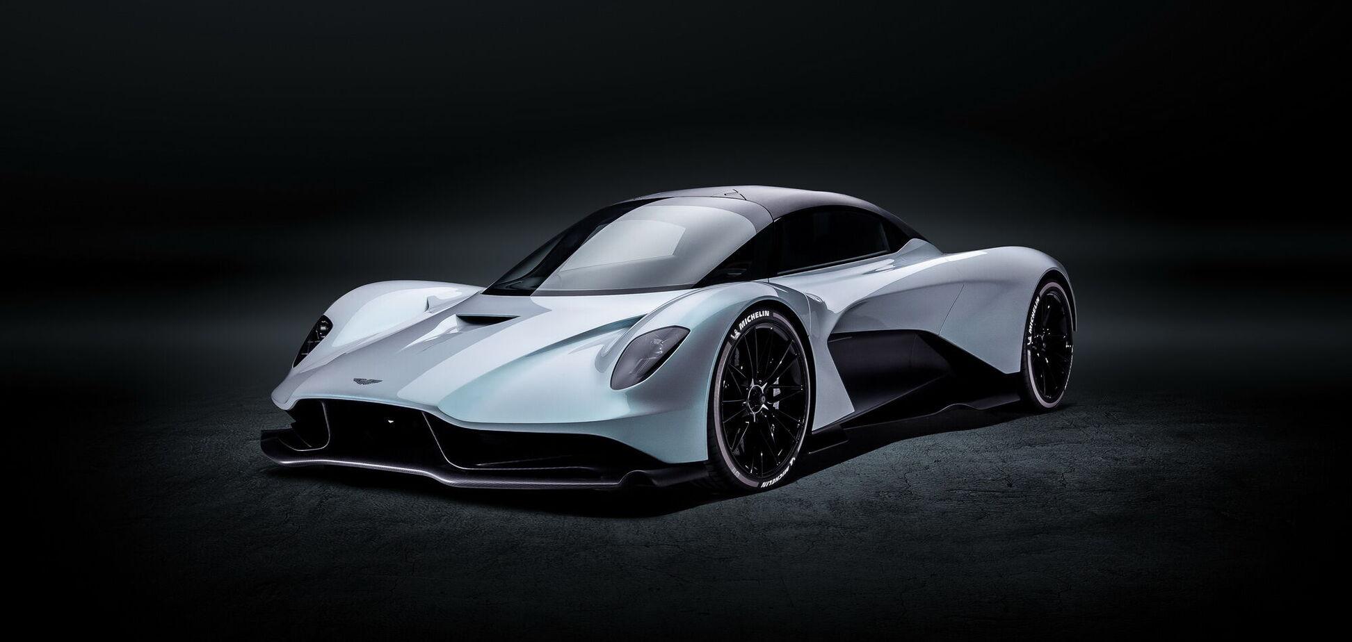 AMG поділиться моторами з британським Aston Martin