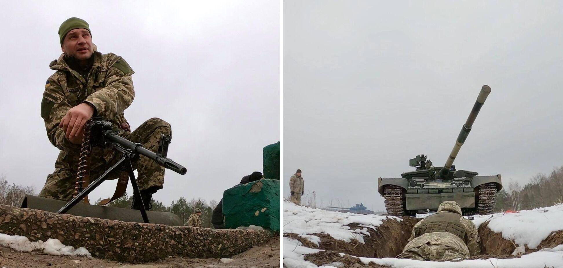 Провизия, войска, укрытия: готов ли Киев к возможному вторжению из РФ