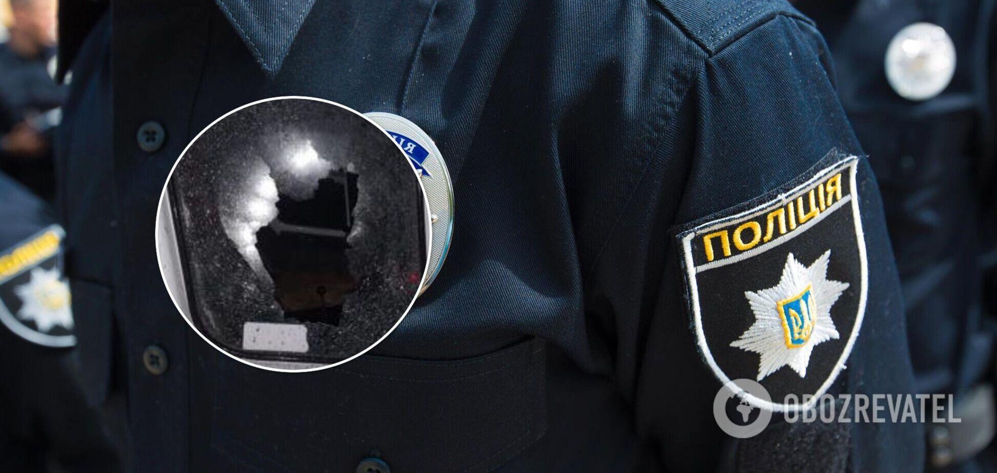 На Херсонщине возле дома депутата прогремел взрыв. Фото