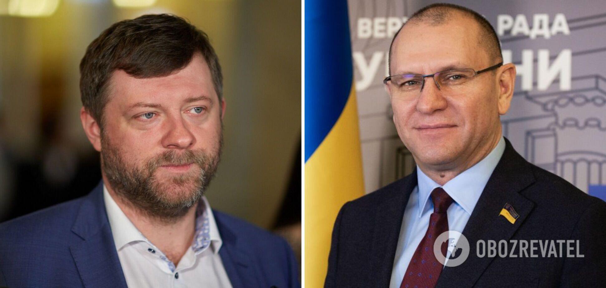 Корниенко – об изгнании Шевченко из фракции 'Слуга народа': я уже подписался