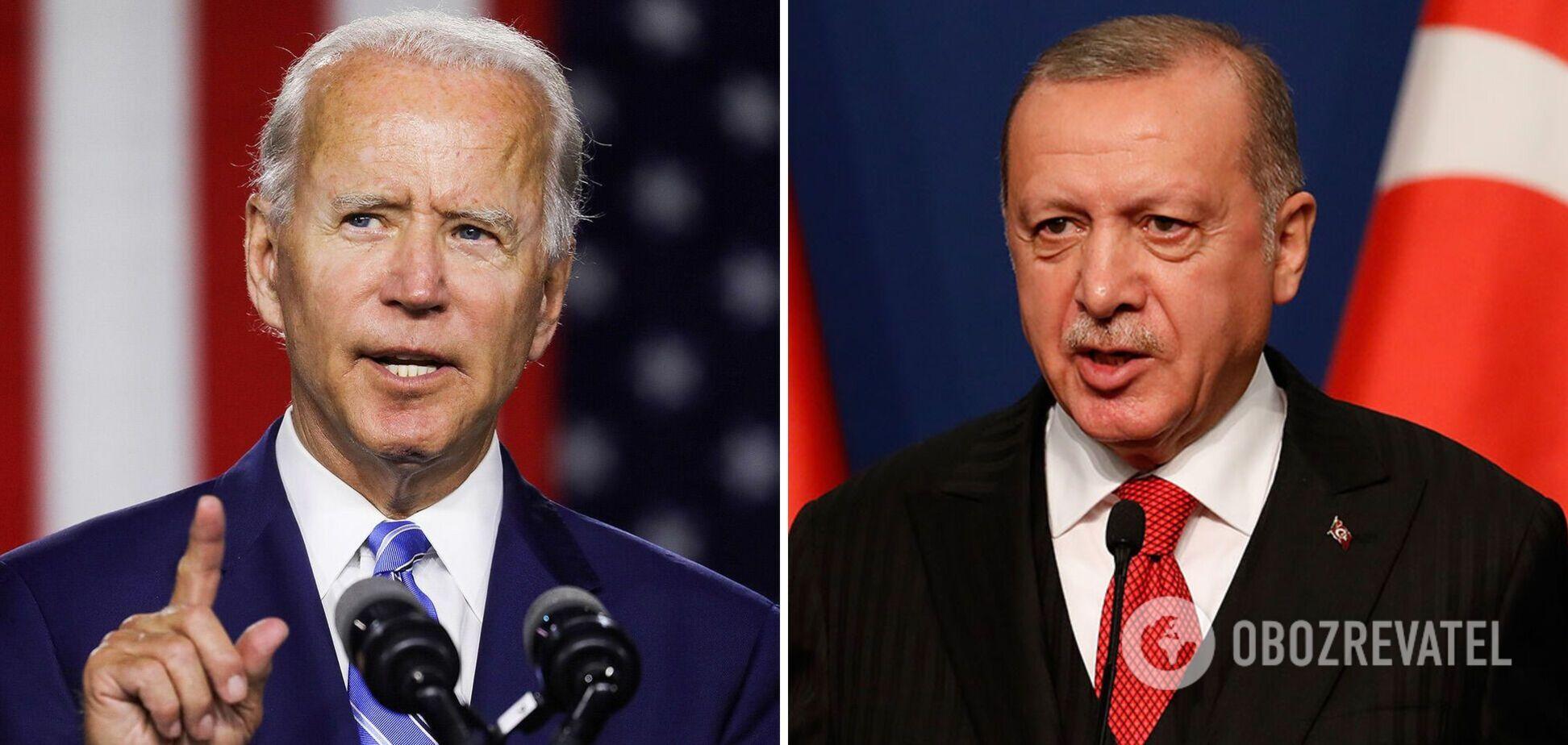 Байден предупредил Эрдогана, что планирует признать геноцид армян – СМИ