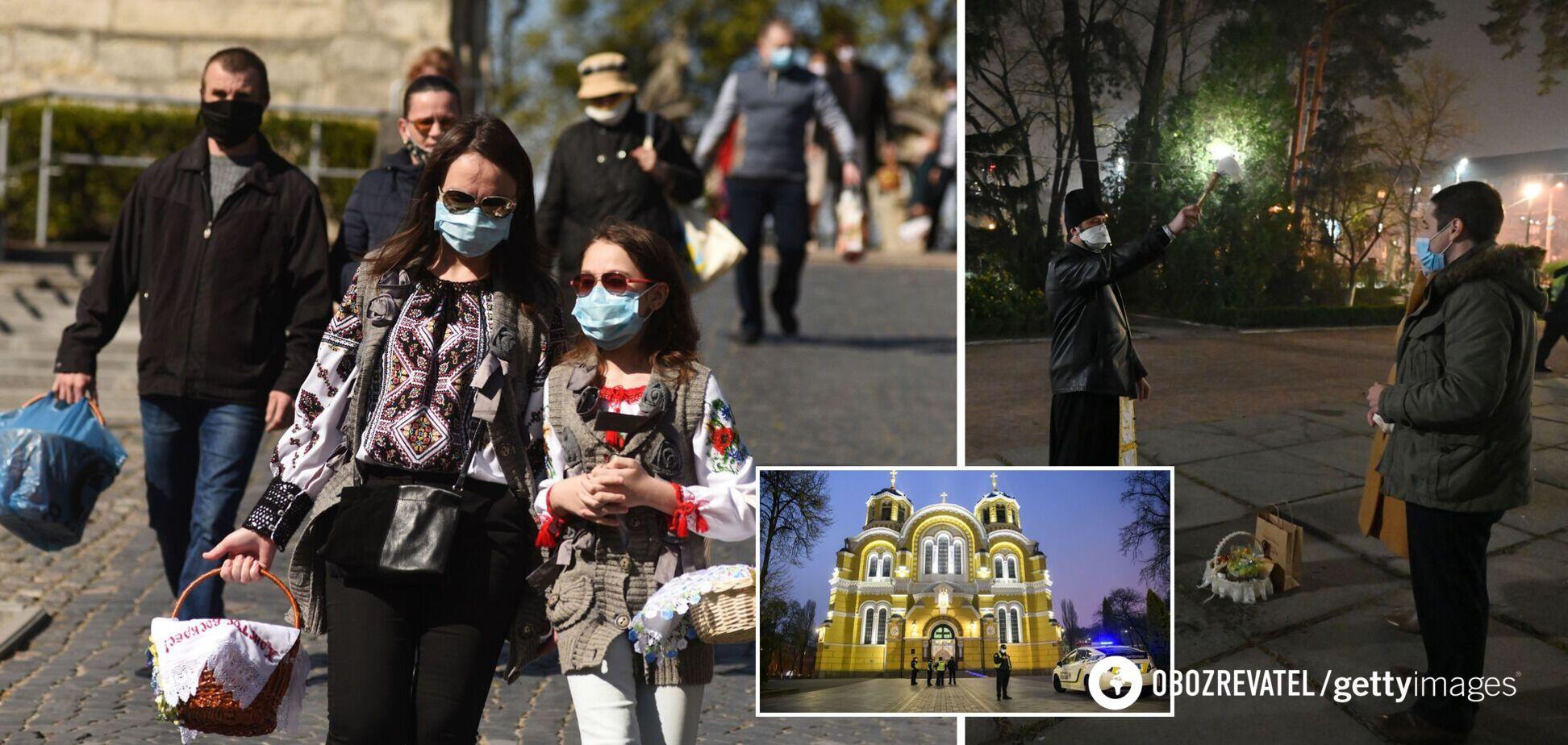 Пасха в условиях пандемии COVID-19: в Минздраве дали рекомендации