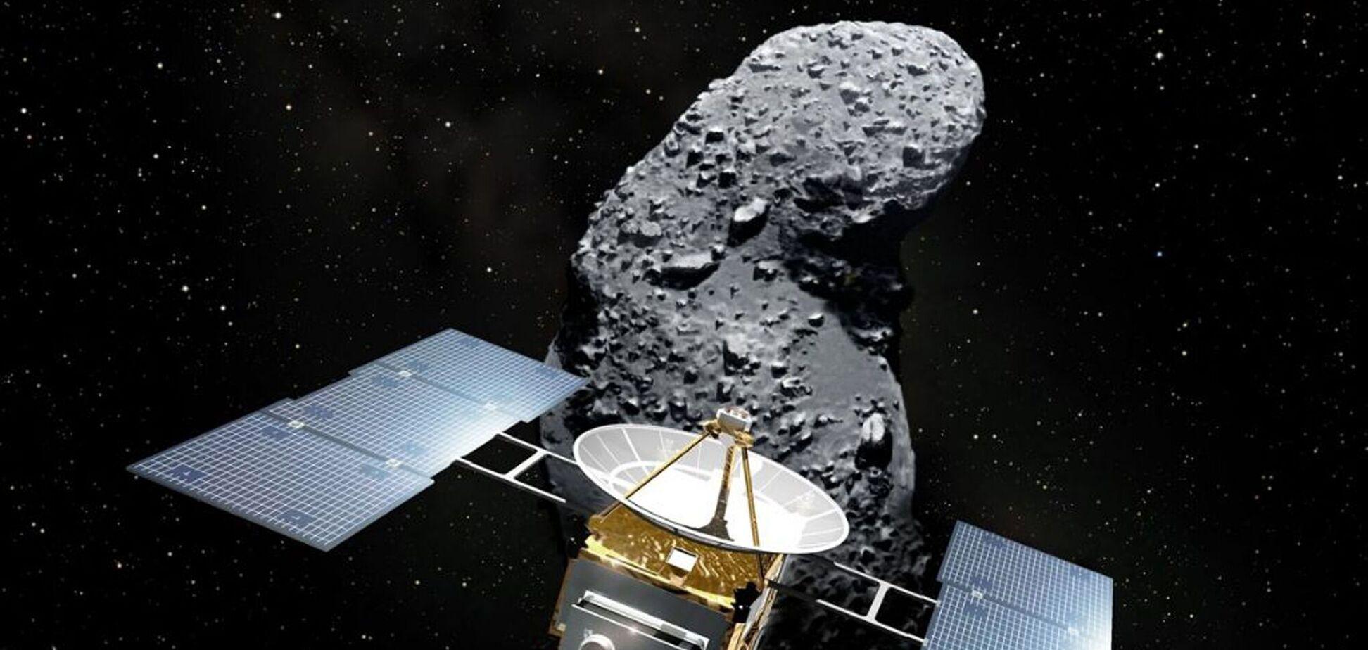 Ученые нашли воду в метеорите возрастом 4,6 млрд лет