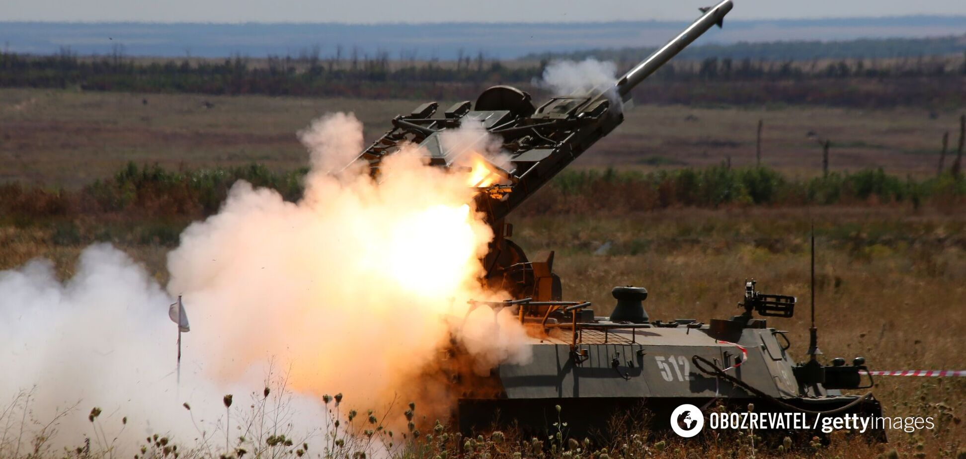 Окупанти обстріляли ЗСУ з ракетного комплексу, один воїн загинув