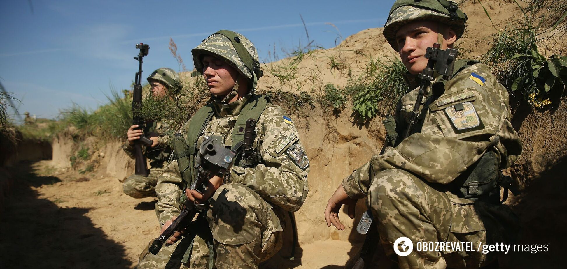 Першими на Донбас повинні зайти українські військові, – Гармаш