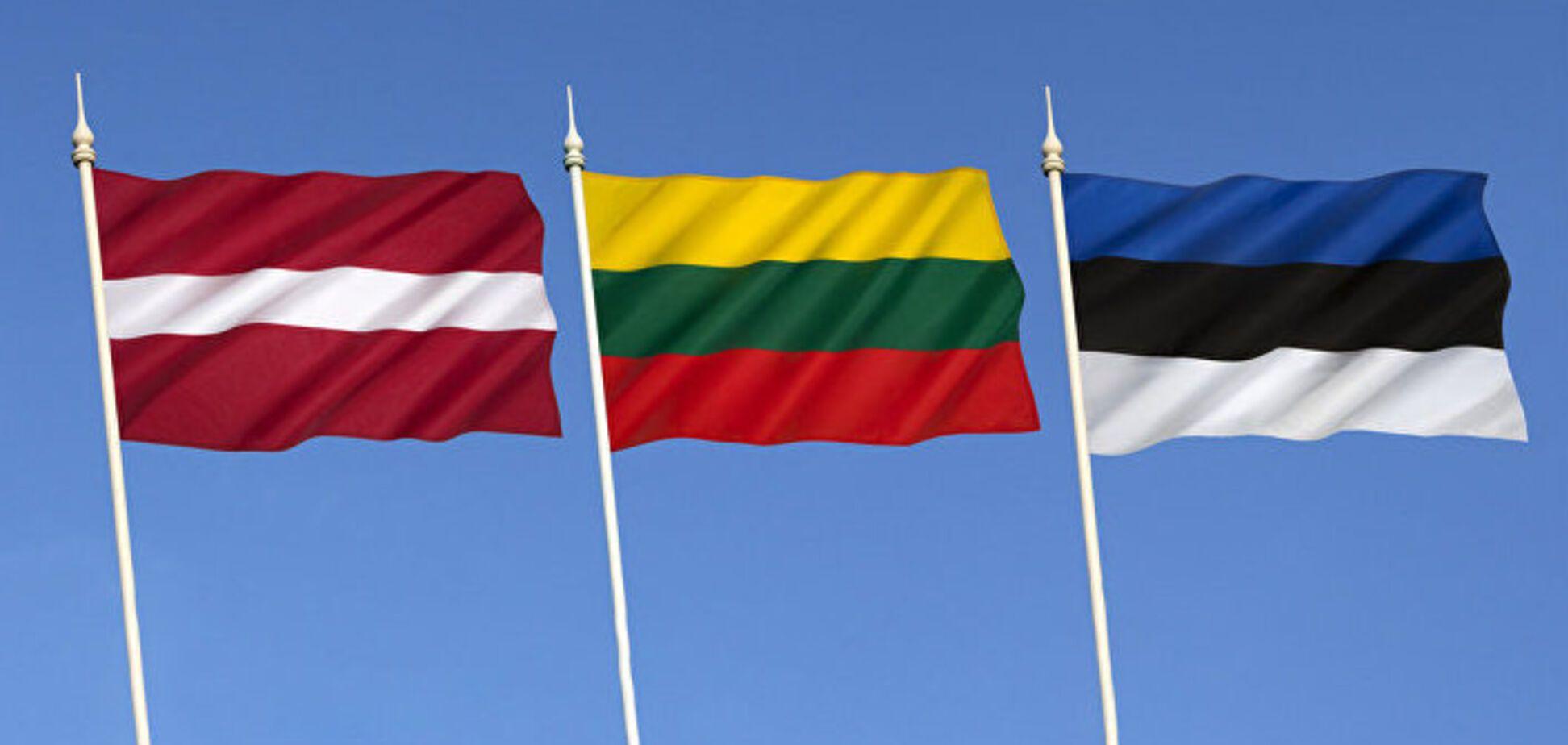 Країни Балтії оголосили, що висилають російських дипломатів