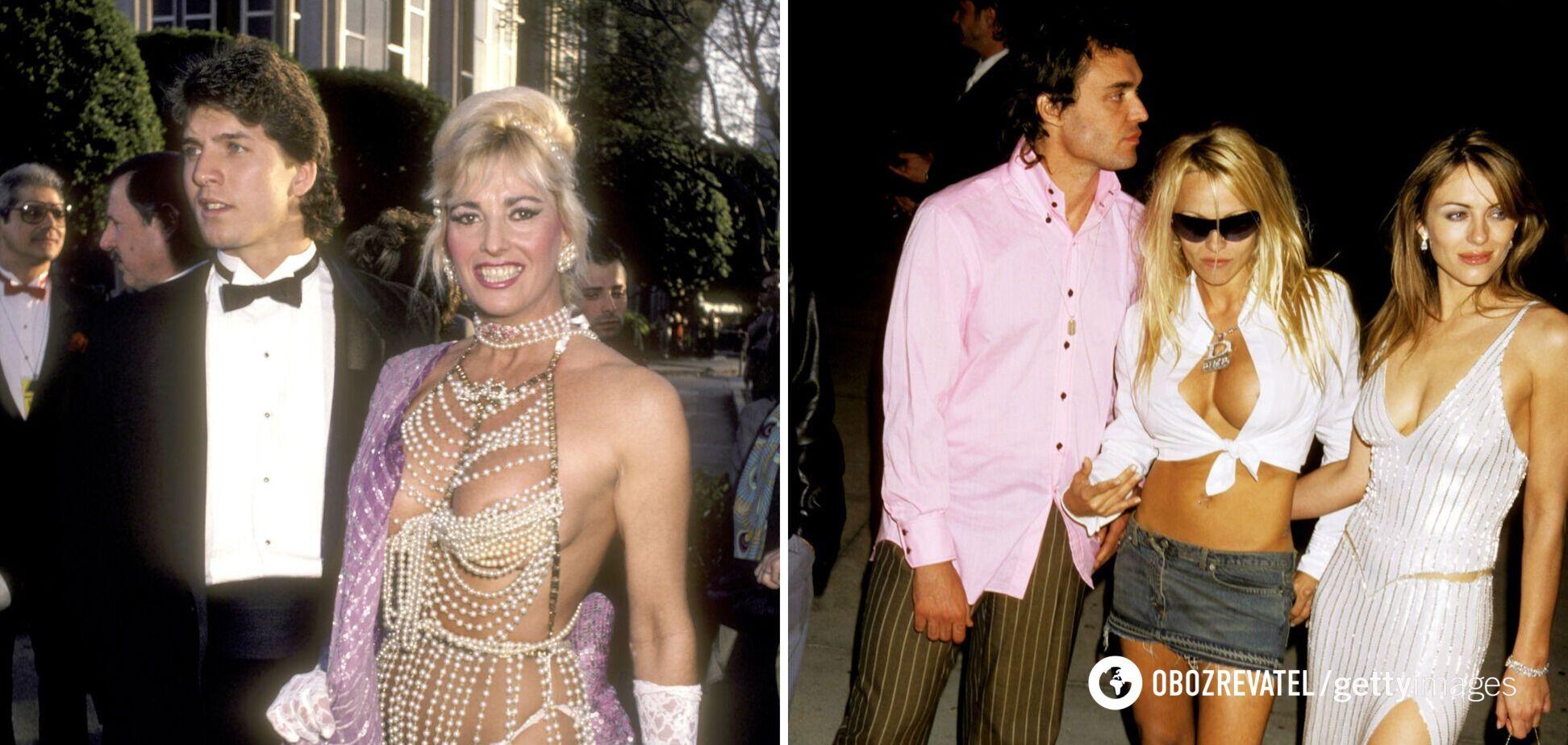 'Голые' наряды звезд Голливуда с красной дорожки: опубликованы топ-10 фото