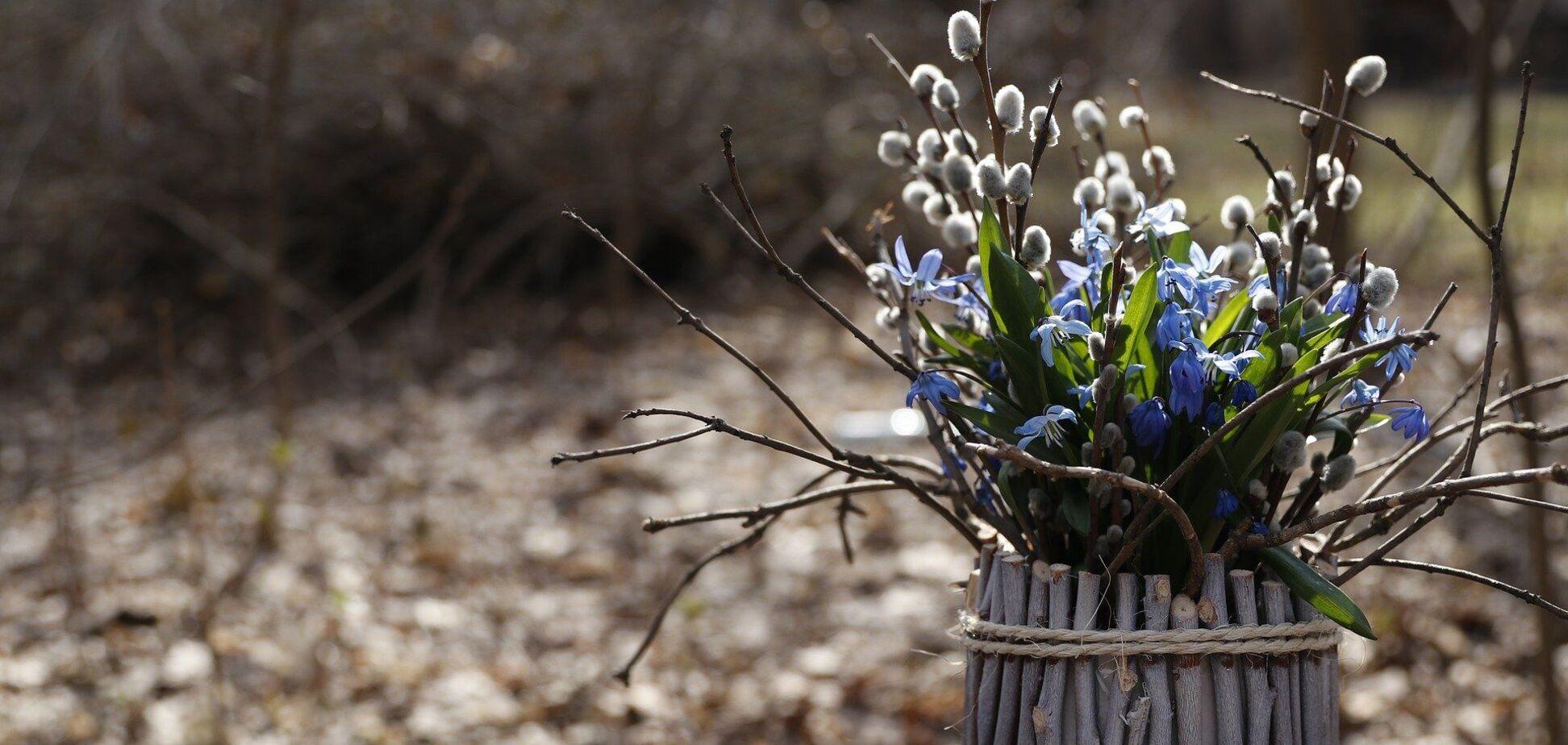 25 квітня: що не можна робити у Вербну неділю, прикмети й іменинники