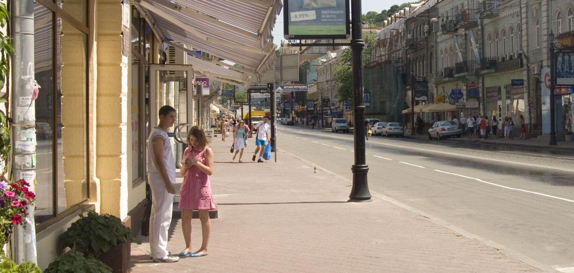 Реконструкцію проведуть на вулиці Петра Сагайдачного