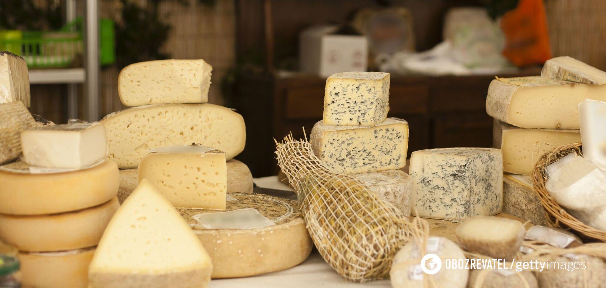 Як правильно вибрати справжній сир