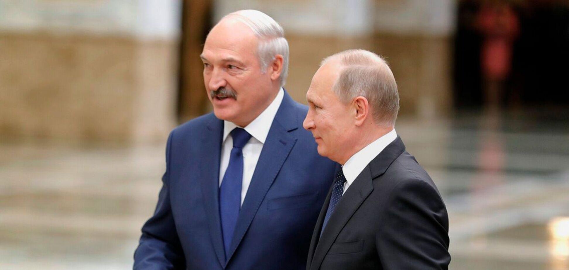 Лукашенко пригрозив Заходу підтримкою Росії в разі війни