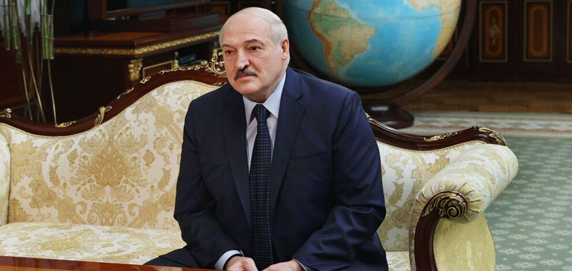Лукашенко озвучив план на випадок, якщо 'президента застрелять'