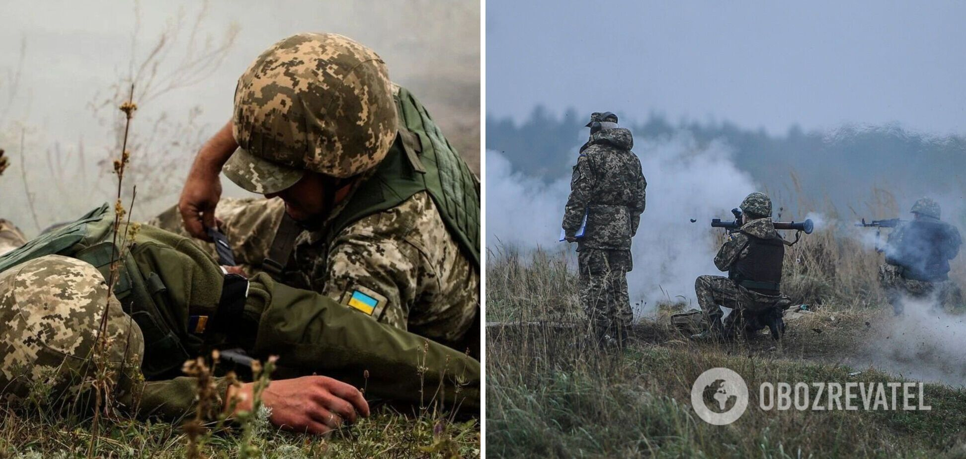 Збройні формування РФ 15 разів обстріляли українські позиції на Донбасі